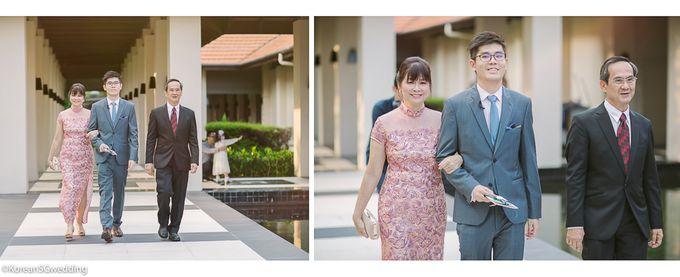 Chaojiong+Yi Hao  Actual wedding by Eric Oh  Korean Photographer - 030