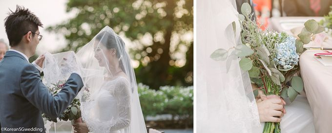Chaojiong+Yi Hao  Actual wedding by Eric Oh  Korean Photographer - 033