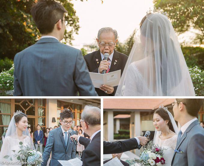 Chaojiong+Yi Hao  Actual wedding by Eric Oh  Korean Photographer - 034