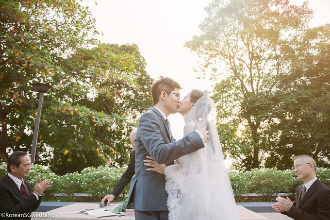 Chaojiong+Yi Hao  Actual wedding by Eric Oh  Korean Photographer - 037
