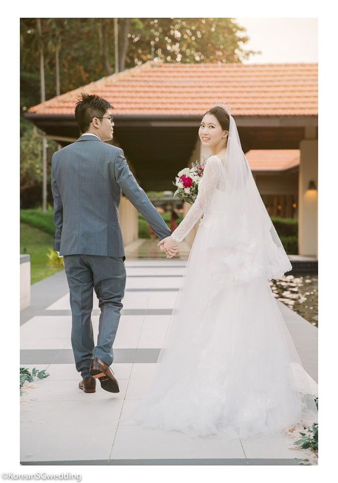 Chaojiong+Yi Hao  Actual wedding by Eric Oh  Korean Photographer - 038