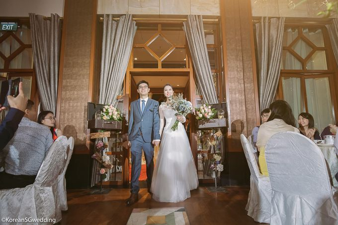 Chaojiong+Yi Hao  Actual wedding by Eric Oh  Korean Photographer - 040