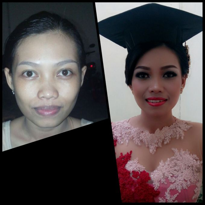 Make Up For Graduation by Maurine Stephanie MUA - 018