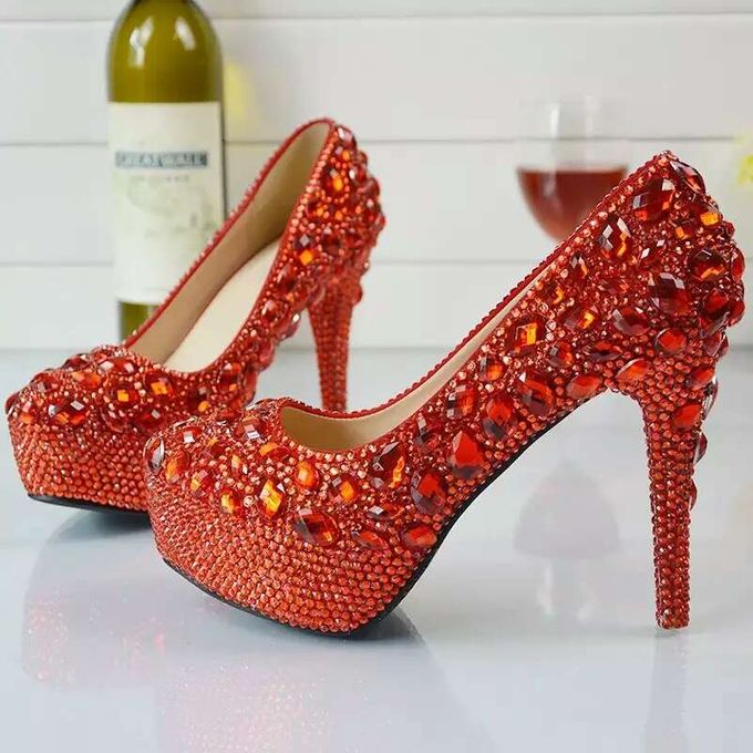 WEDDING SHOES by TIANXI TRADING PTE LTD - 021