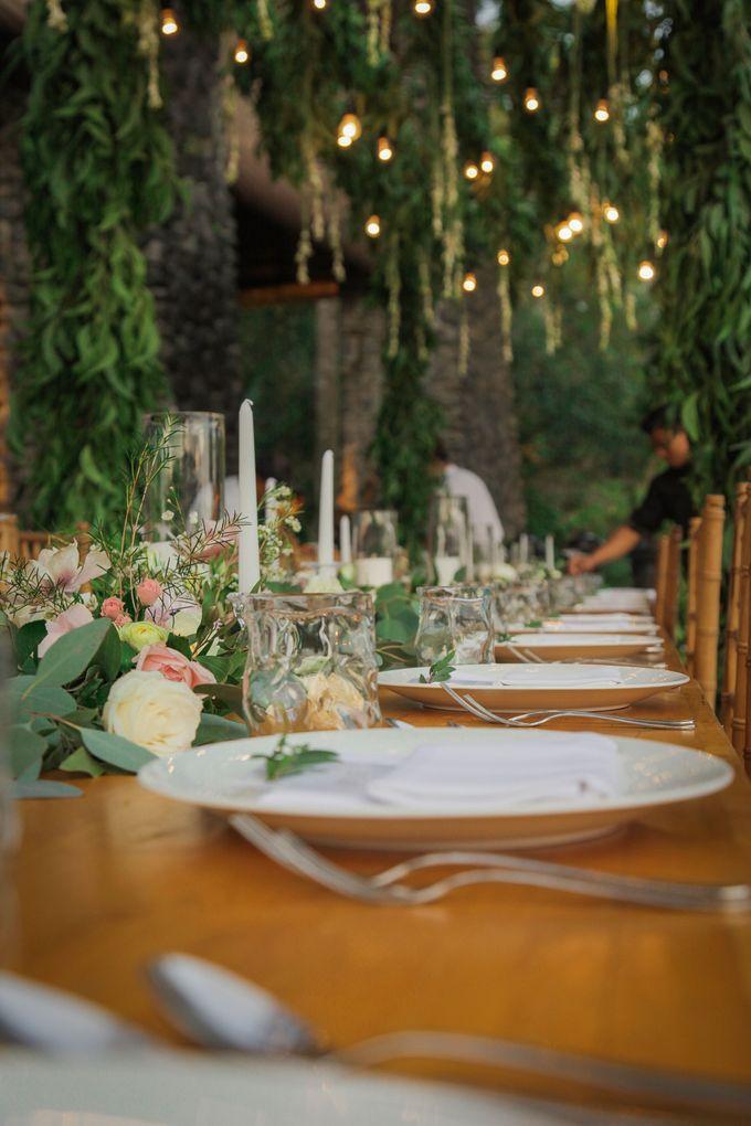 Sweet Garland Dinner by CITTA Wedding - 045