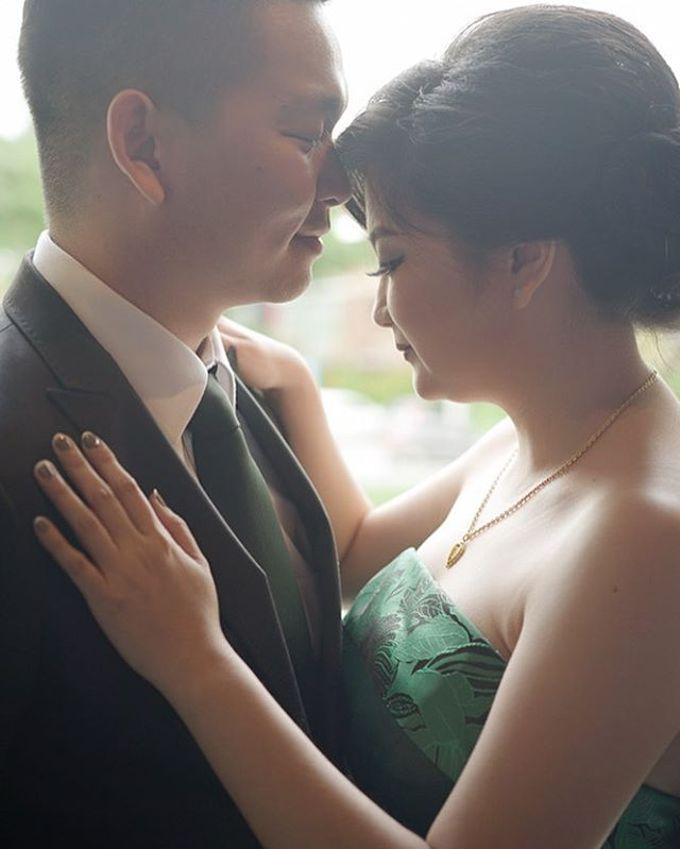 The Traditional Engagement Of Ivon & David by Vibonacci Event Crafter - 003