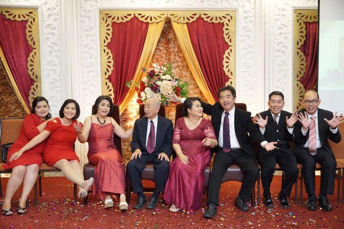 50Th Wedding Anniversary by DESPRO Organizer - 004
