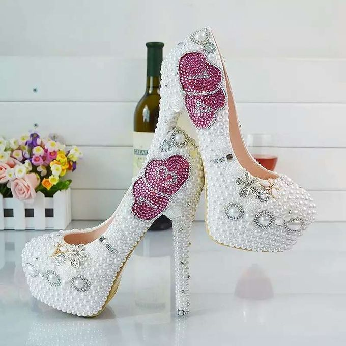 WEDDING SHOES by TIANXI TRADING PTE LTD - 004