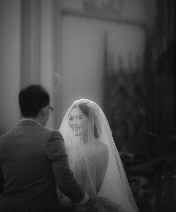 Wedding Felix & Silvi by Fenny Yang Wedding Planner - 007