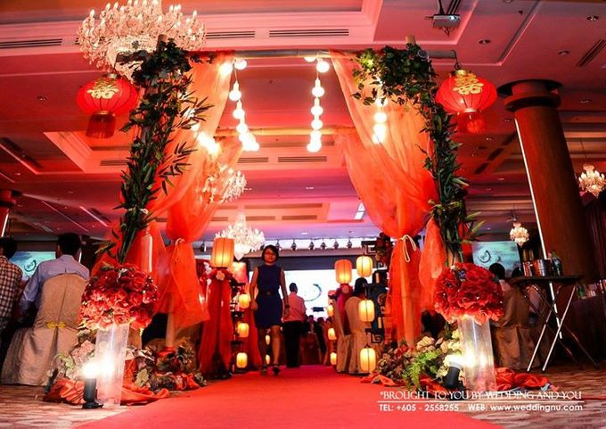 Oriental wedding decoration theme by wedding and you bridestory add to board oriental wedding decoration theme by wedding and you 002 junglespirit Images