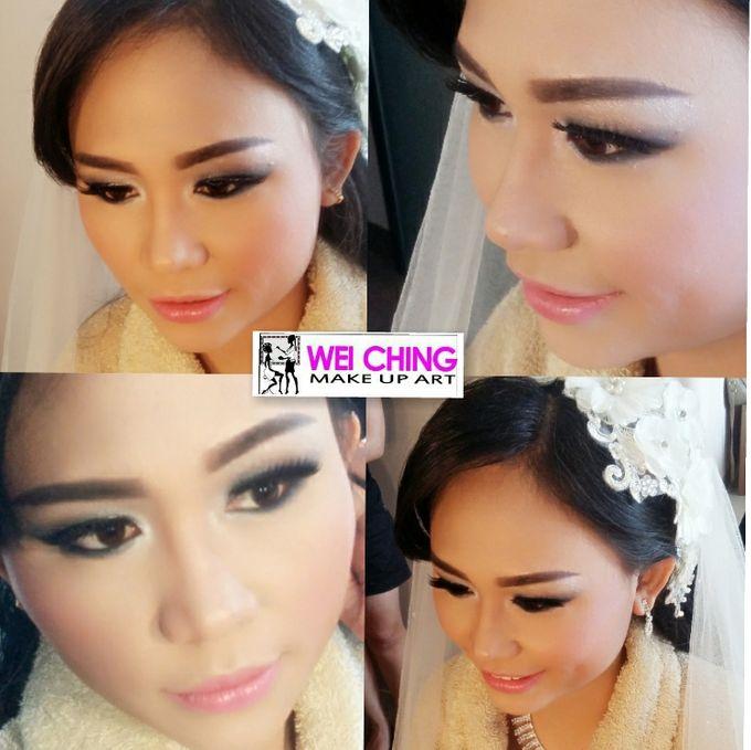 Wedding MakeUp N SulamAlis by Weiching Bridal Make Up - 012
