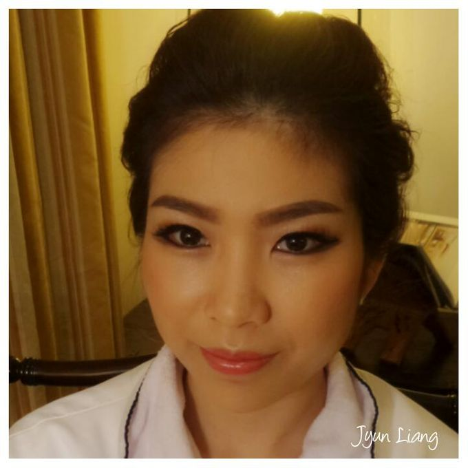 Add To Board Make Up Family^s Wedding by Jyun Liang Makeup Artist - 001