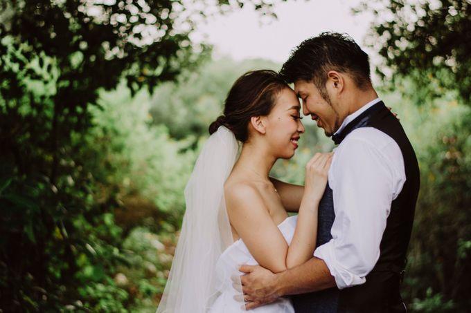Hiro & Ai Pre-Wedding Session In Tegal Wangi Beach by Satrya Photography - 007