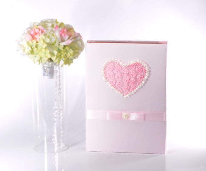 WEDDING GUEST BOOK by TIANXI TRADING PTE LTD - 001