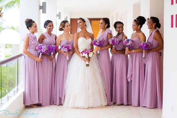 Cancun Destination Wedding by Beautiful Purpose Events - 022