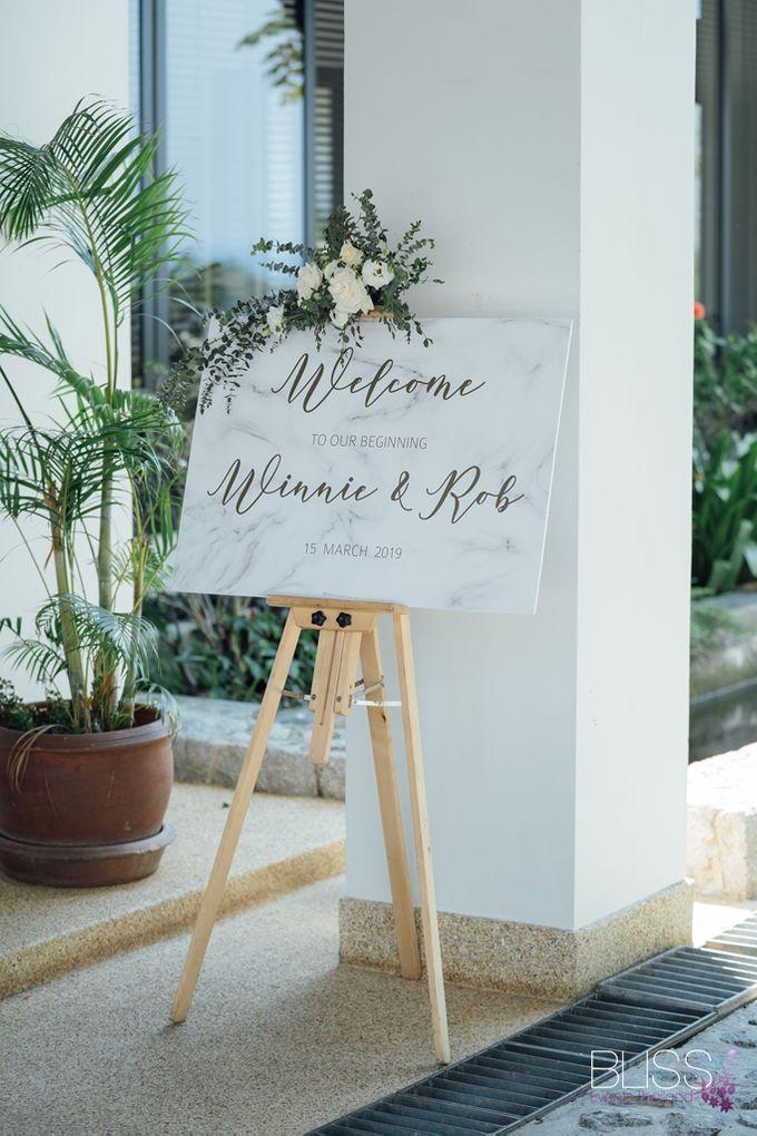 Wedding at villa Aye Phuket Thailand by BLISS Events & Weddings Thailand - 001