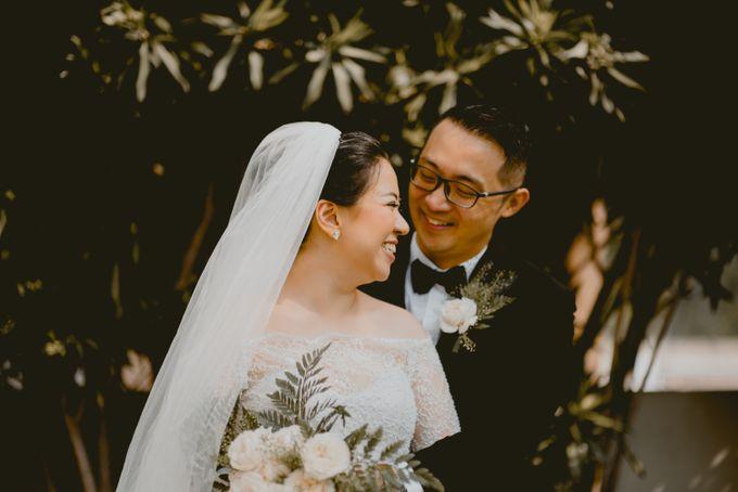 Karlina & Ariyanto Wedding Ceremony by ATIPATTRA - 013