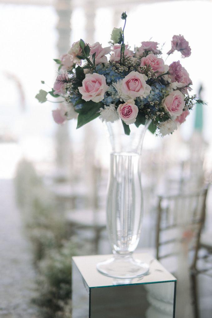 Howard & Vina Wedding Decoration by De Sketsa Group by Lona Makeup - 005