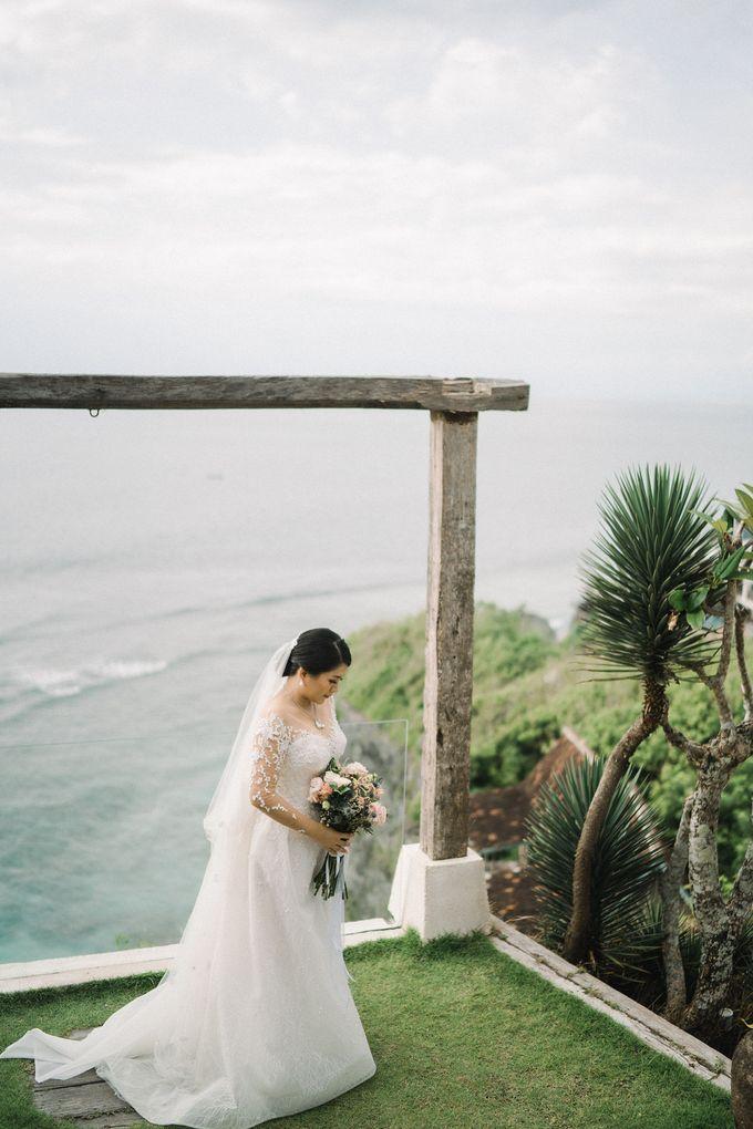 HOWARD and VINA Wedding by Lona Makeup - 007