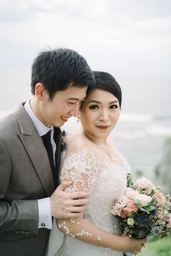 HOWARD and VINA Wedding by Lona Makeup - 008