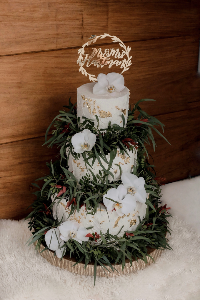 The Wedding of Raphael & Alice by KAIA Cakes & Co. - 001