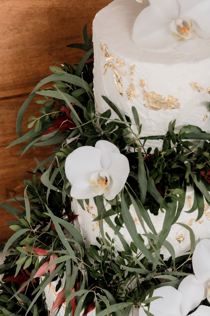The Wedding of Raphael & Alice by KAIA Cakes & Co. - 003