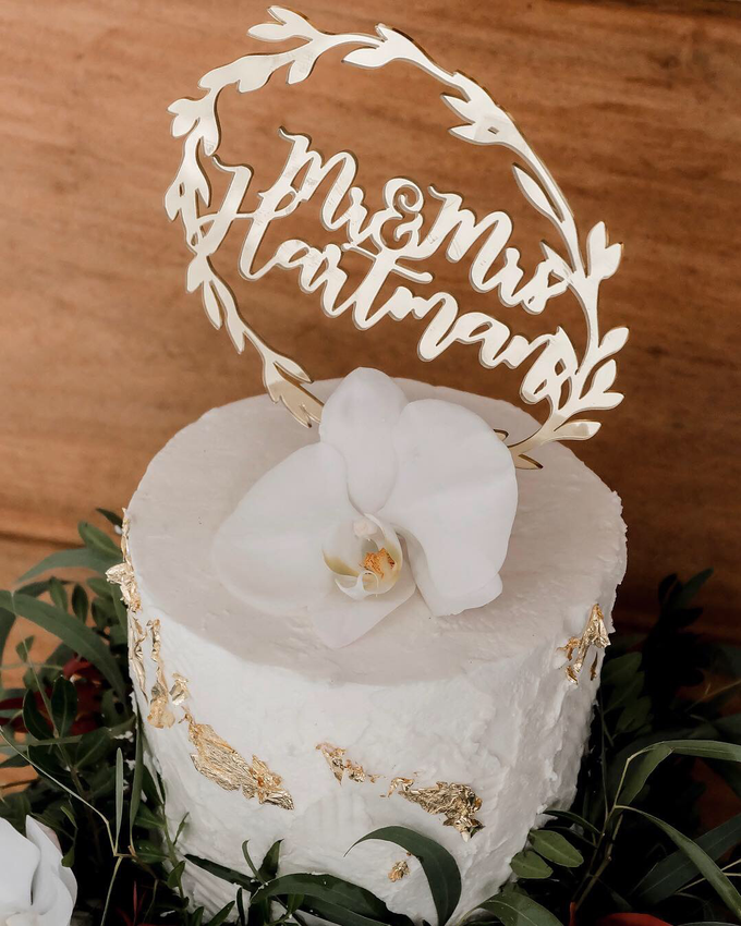 The Wedding of Raphael & Alice by KAIA Cakes & Co. - 005