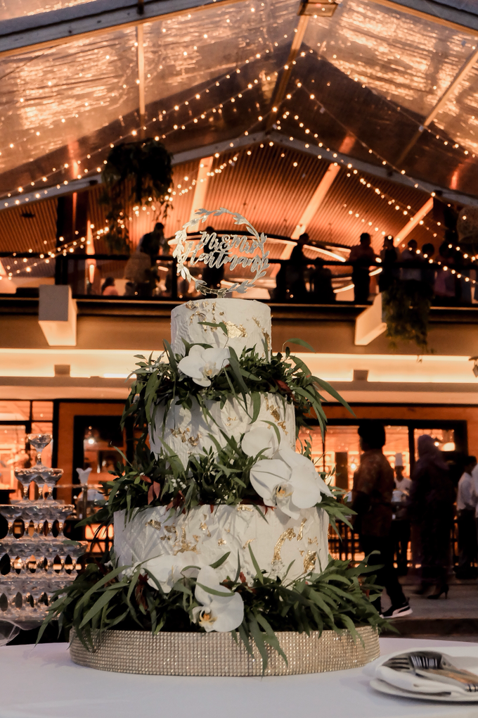 The Wedding of Raphael & Alice by KAIA Cakes & Co. - 008