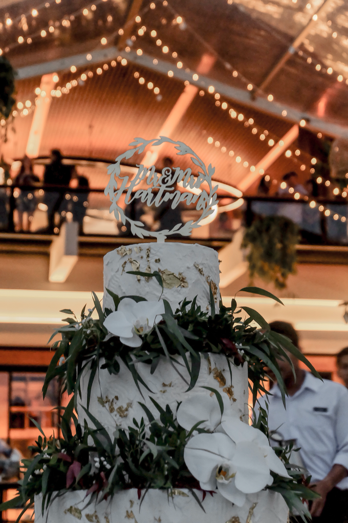 The Wedding of Raphael & Alice by KAIA Cakes & Co. - 009