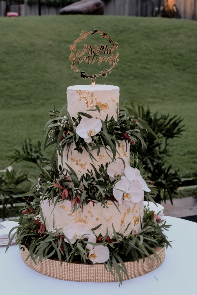 The Wedding of Raphael & Alice by KAIA Cakes & Co. - 010