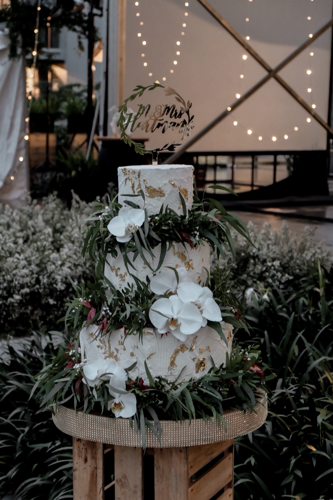 The Wedding of Raphael & Alice by KAIA Cakes & Co. - 011