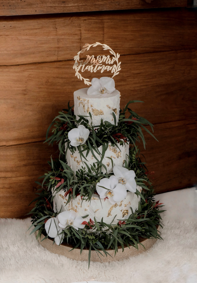 The Wedding of Raphael & Alice by KAIA Cakes & Co. - 012