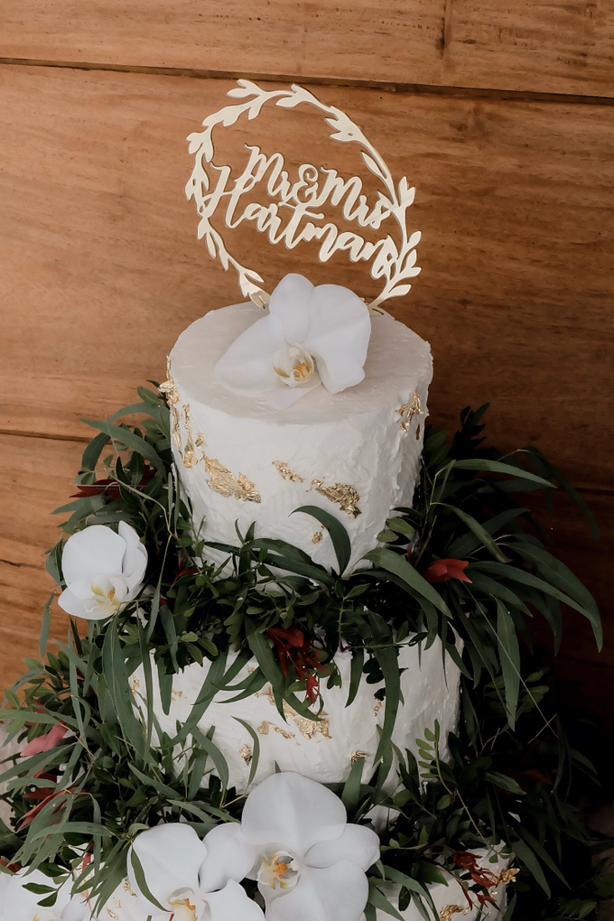 The Wedding of Raphael & Alice by KAIA Cakes & Co. - 002