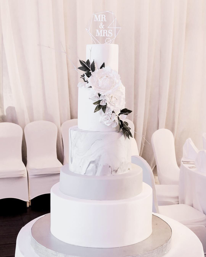 The Wedding of Kevin & Stella by KAIA Cakes & Co. - 003