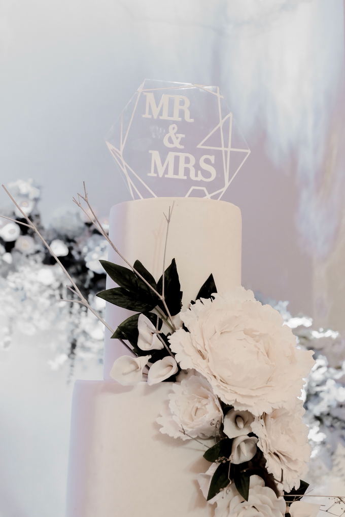 The Wedding of Kevin & Stella by KAIA Cakes & Co. - 009