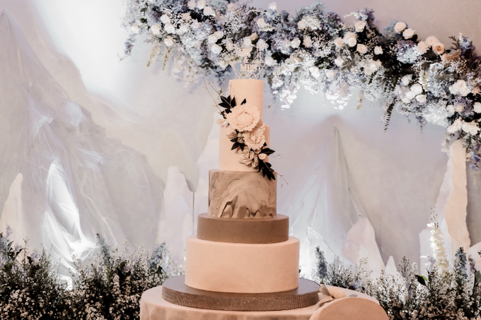The Wedding of Kevin & Stella by KAIA Cakes & Co. - 014