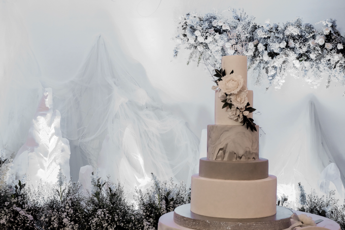 The Wedding of Kevin & Stella by KAIA Cakes & Co. - 015