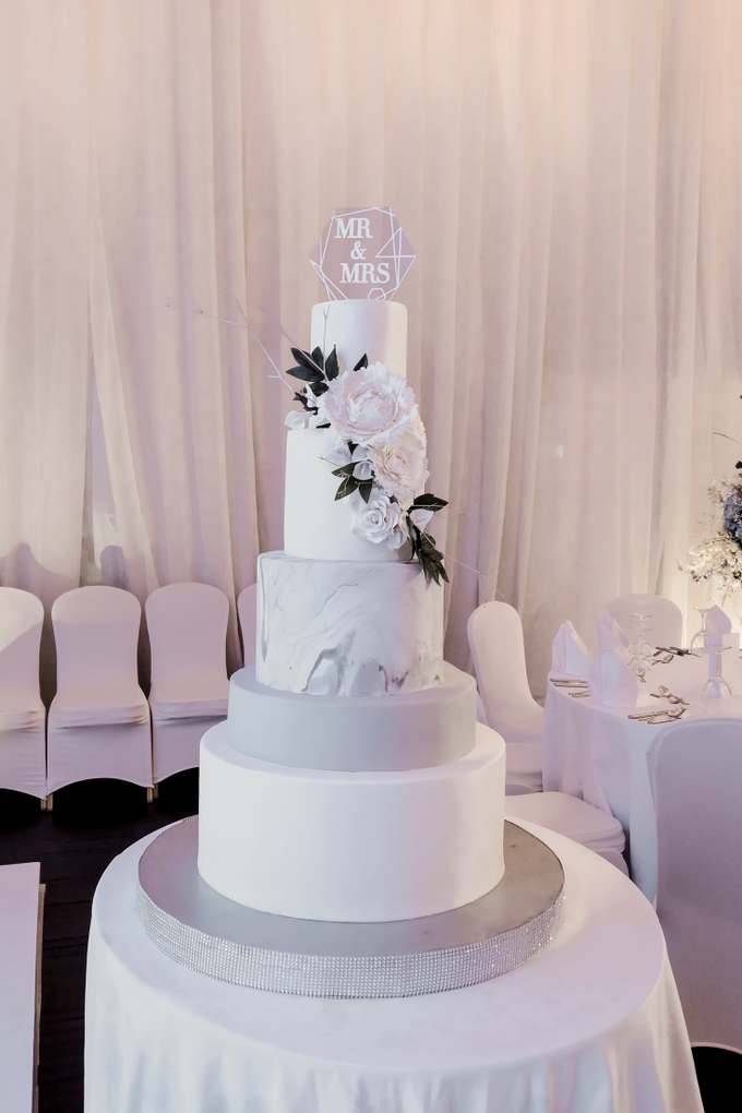 The Wedding of Kevin & Stella by KAIA Cakes & Co. - 016