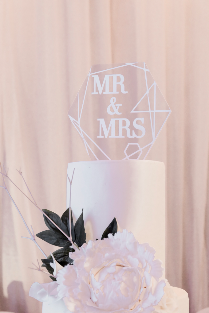 The Wedding of Kevin & Stella by KAIA Cakes & Co. - 017