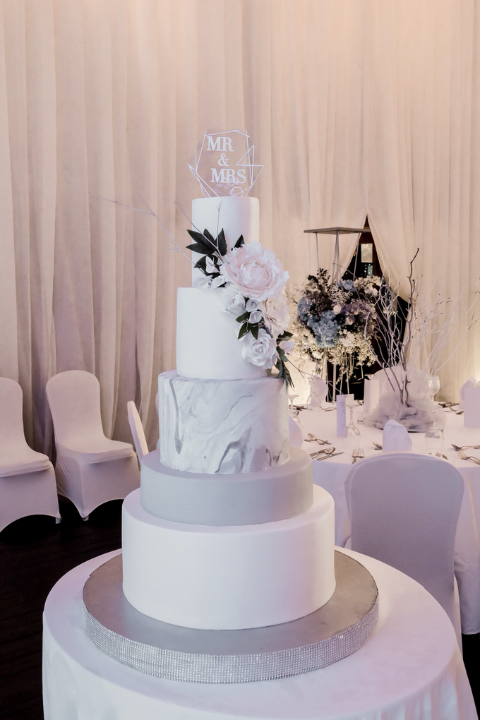 The Wedding of Kevin & Stella by KAIA Cakes & Co. - 020