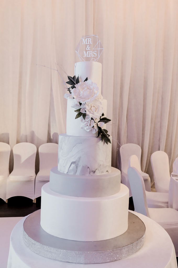 The Wedding of Kevin & Stella by KAIA Cakes & Co. - 021