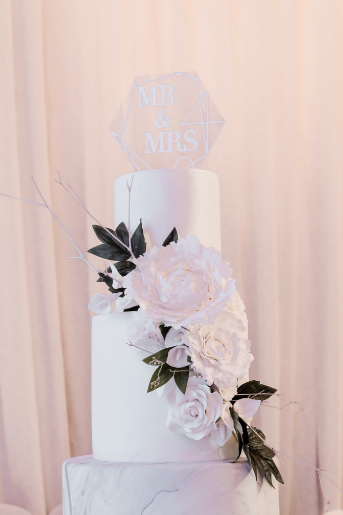 The Wedding of Kevin & Stella by KAIA Cakes & Co. - 022