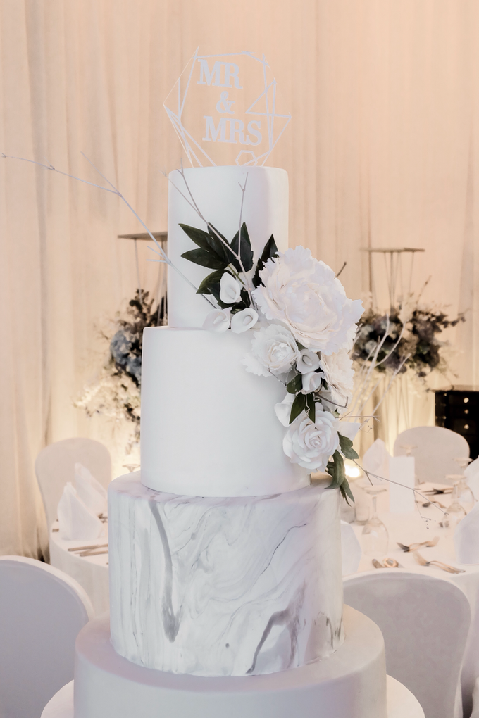 The Wedding of Kevin & Stella by KAIA Cakes & Co. - 023
