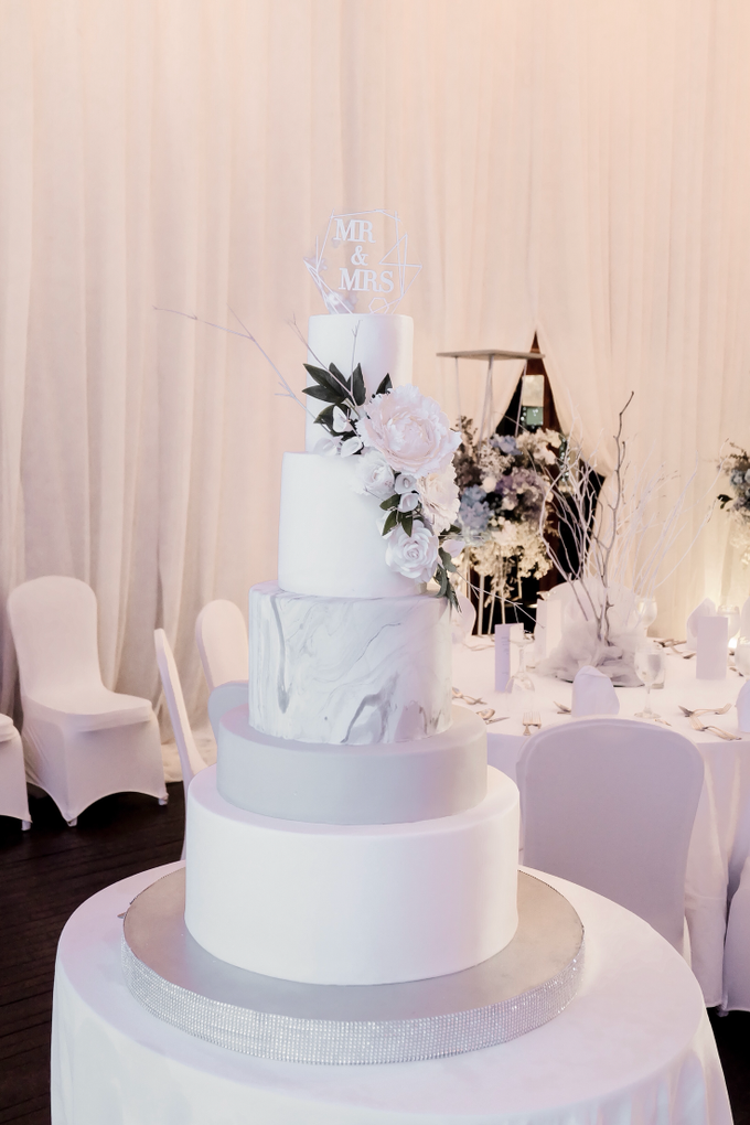 The Wedding of Kevin & Stella by KAIA Cakes & Co. - 024
