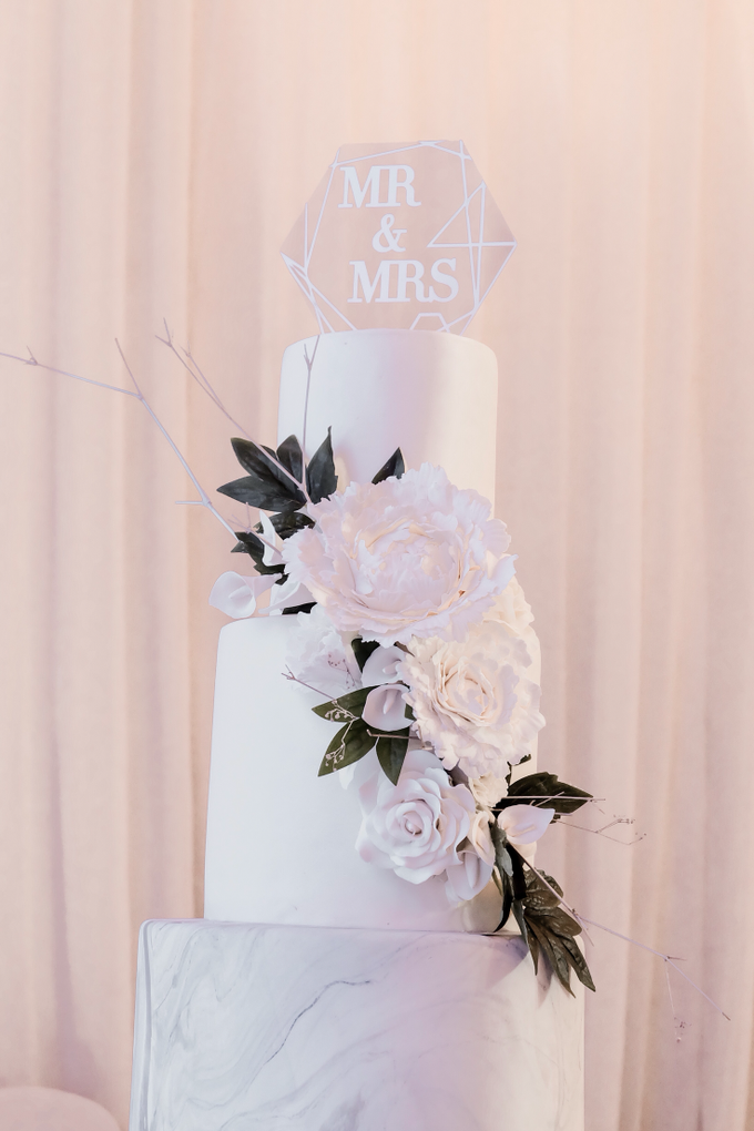 The Wedding of Kevin & Stella by KAIA Cakes & Co. - 025