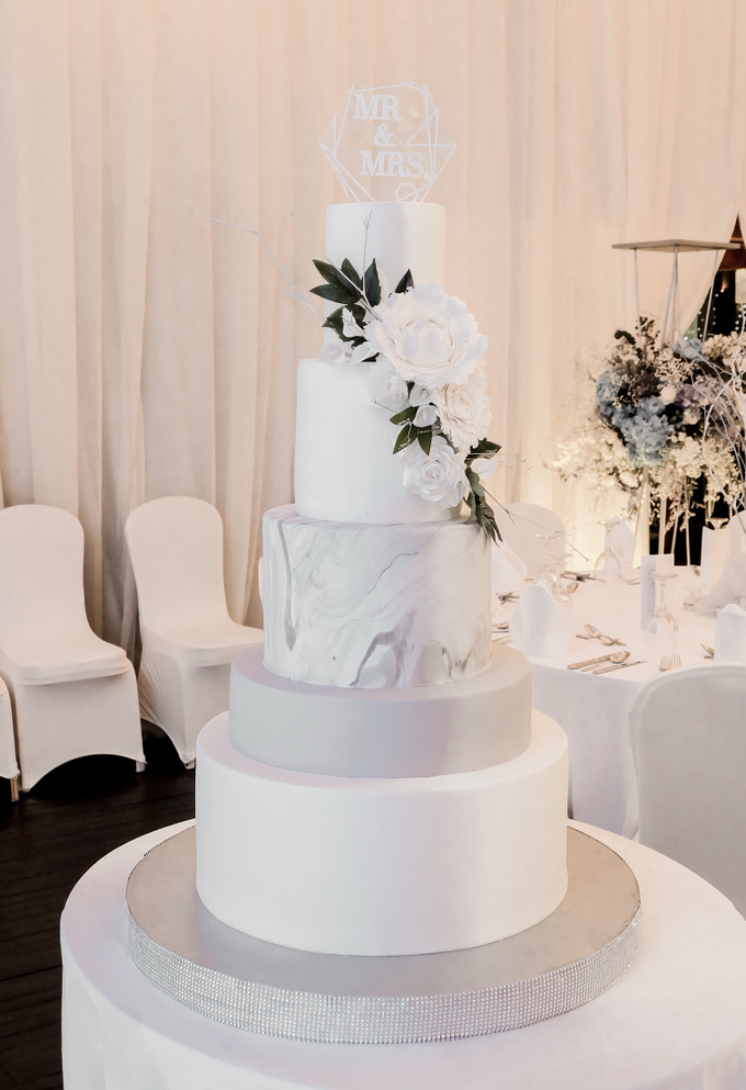 The Wedding of Kevin & Stella by KAIA Cakes & Co. - 027