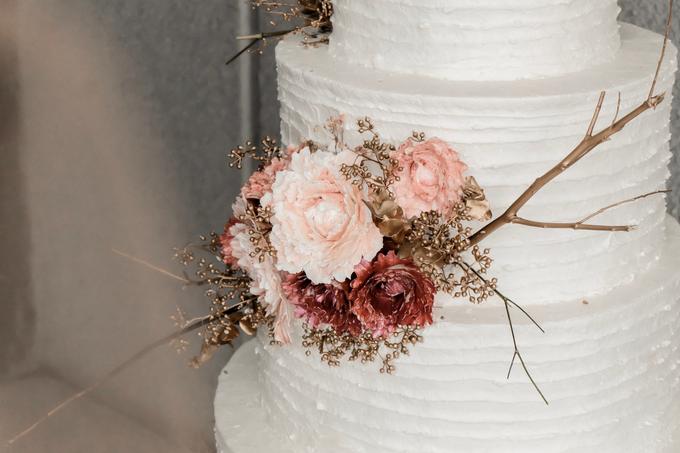 The Wedding of Aldo & Mimi by KAIA Cakes & Co. - 001