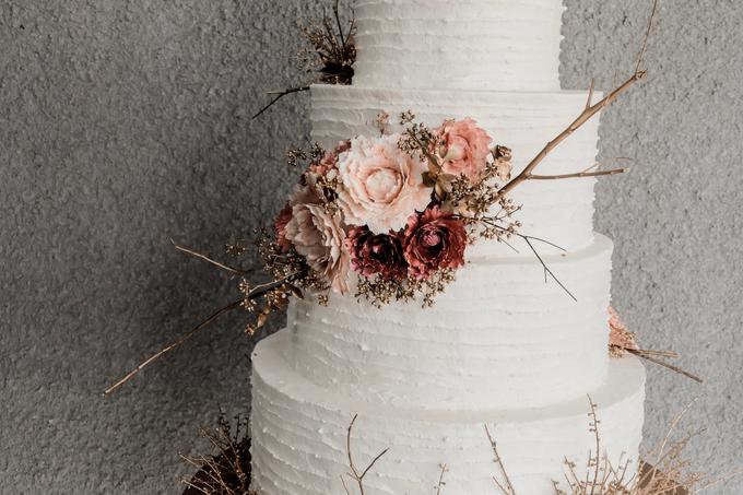 The Wedding of Aldo & Mimi by KAIA Cakes & Co. - 003