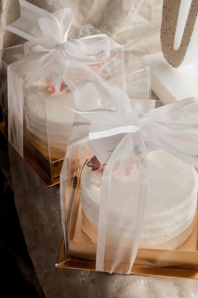 The Wedding of Aldo & Mimi by KAIA Cakes & Co. - 009