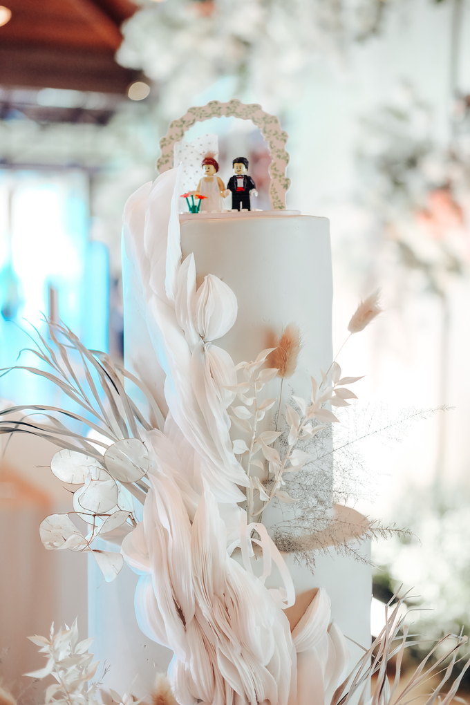The wedding of Nicholas & Cindy by KAIA Cakes & Co. - 001